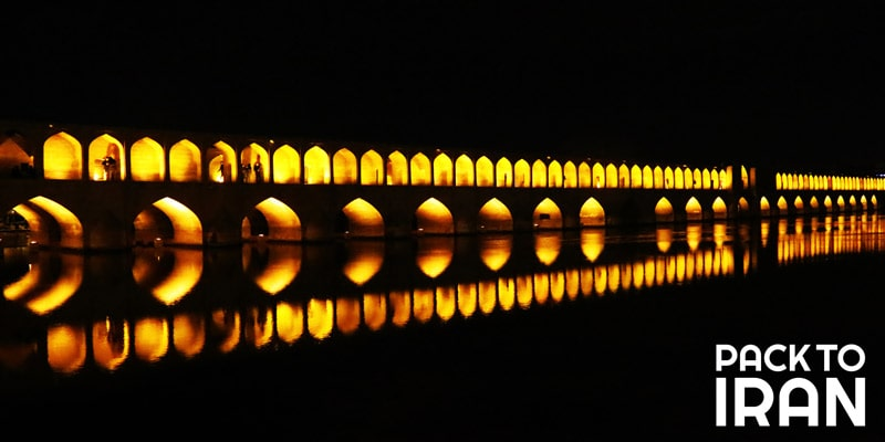 The Historical Bridges of Isfahan