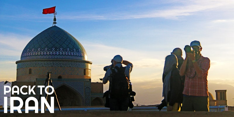 Top 10 places to photograph in Iran