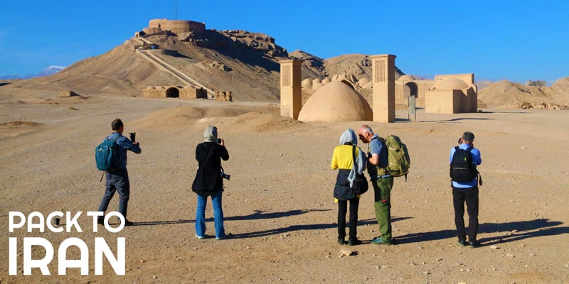 An adventure on the Silk Road