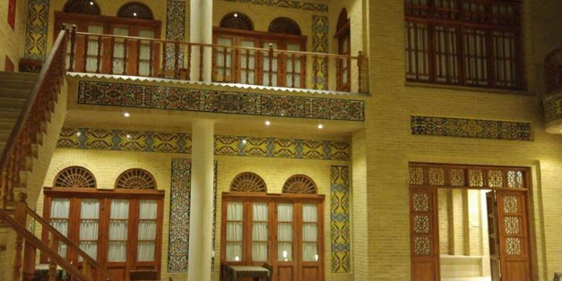 Top 3-star hotels in Shiraz