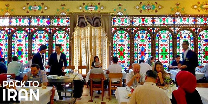 Top 8 restaurants in Isfahan