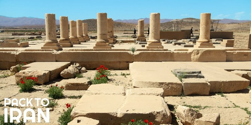Explore the Achaemenid History in 3 Ancient Sites