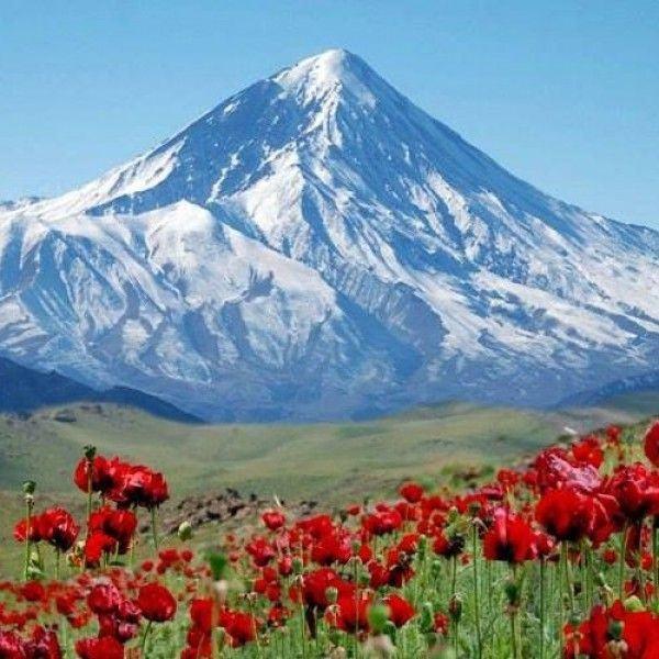 Mount Damavand Climbing Tour