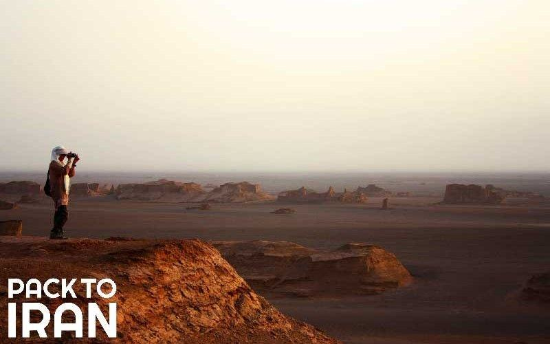 Mahan and Lut (Shahdad) Desert Adventure